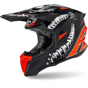 Airoh Twist 2.0 BOLT MATT HELMET