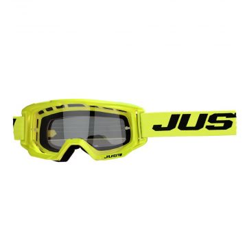 JUST1 - VITRO SOLID FLUO YELLOW GOGGLE