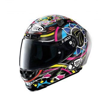 X-Lite X-803 RS Ultra Carbon C.Davies Helmet - Carbon
