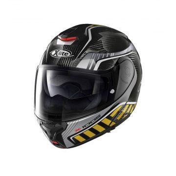X-Lite X-1005 Cheyenne Ultra Carbon Flip-up Helmet - Carbon