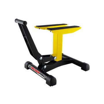 Crosspro Motocross Xtreme 16 Lift Bike Stand - Yellow